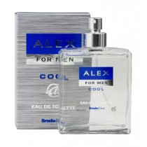 Alex Cool EDT for Men