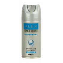 Alex Waterfall Deo spray for Men