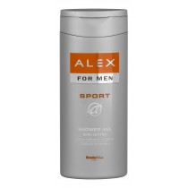Alex Sport Tusfürdő és sampon for Men