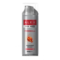 Alex Fireball Borotvahab for Men