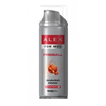 Alex Fireball Borotvahab for Men