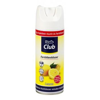 Brado Club Fertőtlenítő Spray Lemon