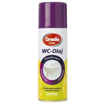 Brado Club WC olaj citrom illattal