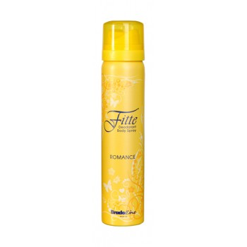 Fitte Deo spray Romance
