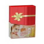 Fruisse Vanilla Kiss gift set  set shower gel 250ml+ body lotion 250ml