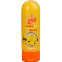 Fruisse shower gel and scrub 2 in 1 Vanilla Kiss