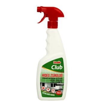 Brado Club hideg zsíroldó