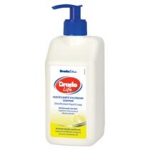 BradoLife fertőtlenítő folyékony szappan pumpás Citrom