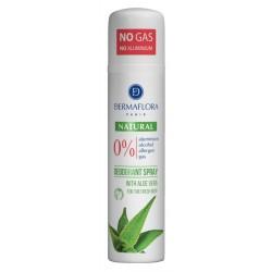 Dermaflora Natural  Aloe Deo Spray